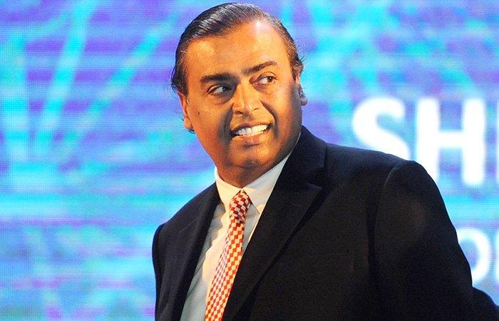 .@reliancejio crossed 100mn customer mark in just 170 days: Mukesh Amb...