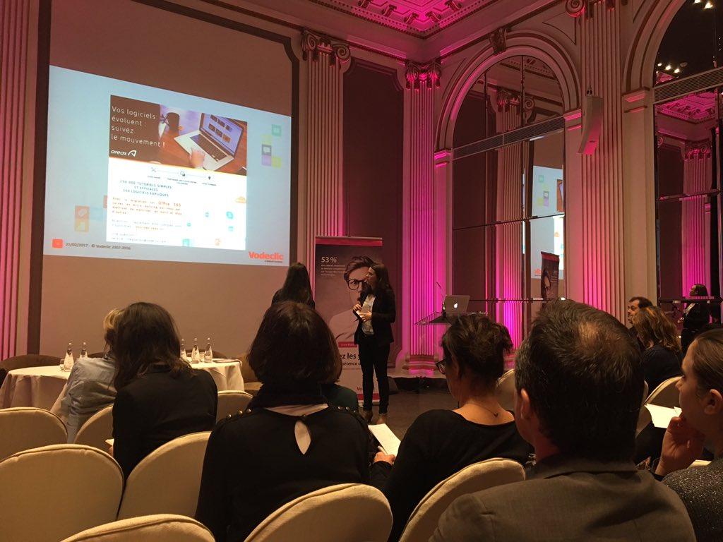 Réduction des dépenses  en formation avec @Elior_Group @Areas_FR @vodeclic #DigitalLearning #HR #RH<br>http://pic.twitter.com/urosOLuIAr