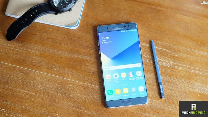 Galaxy Note 7 : son grand retour se confirme avec des modèles reconditionnés #GalaxyNote7 #Samsung #android &gt;  http://www. phonandroid.com/galaxy-note-7- grand-retour-confirme-modeles-reconditionnes.html &nbsp; … <br>http://pic.twitter.com/Q8aQbSwXkM