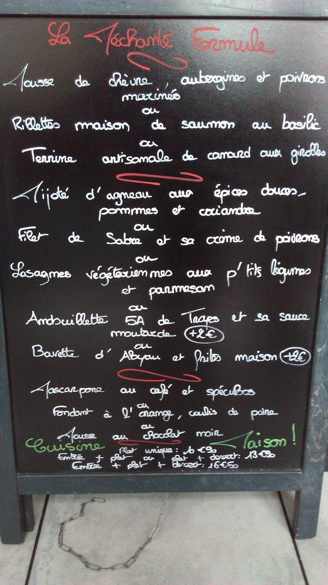 Aujourd&#39;hui mardi, le Grand Méchant Nous vous propose: #grandmechantnous #Nantes #faitmaison #resto #déjeuner <br>http://pic.twitter.com/G3tucOAbh1