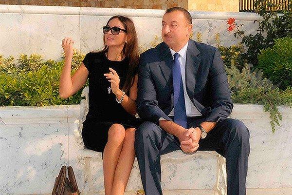 Президент Азербайджана Алиев назначил жену вице-президентом - Цензор.НЕТ 2184