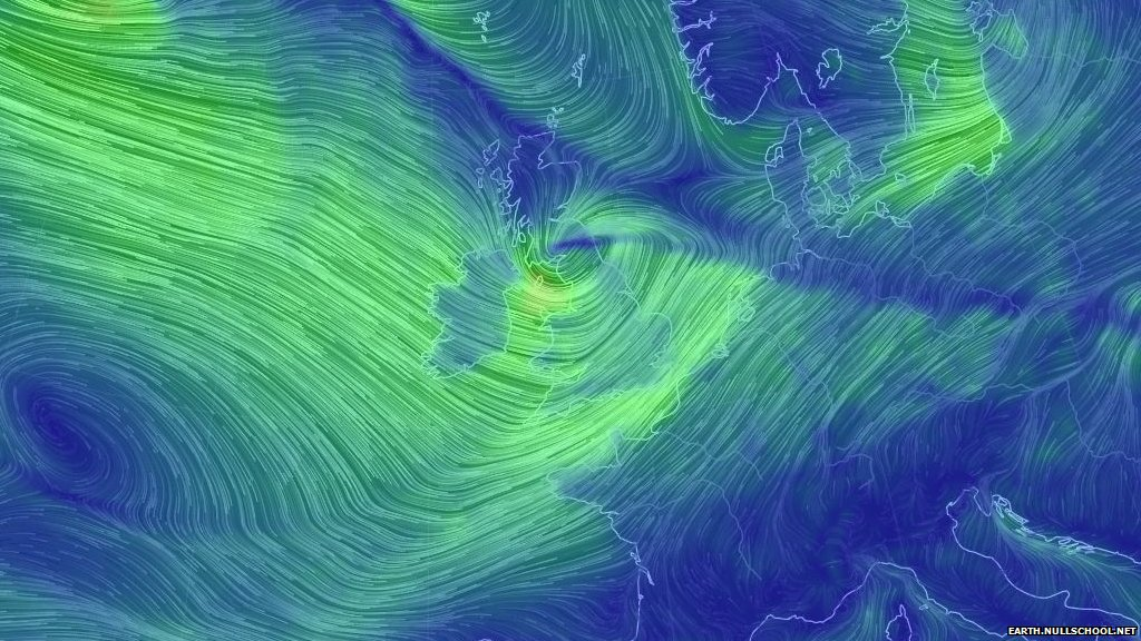 #StormDoris to bring snow & strong winds to Scotland   https://t.c...