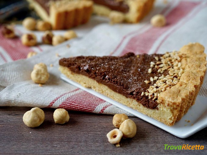 Crostata Facile alla Nutella