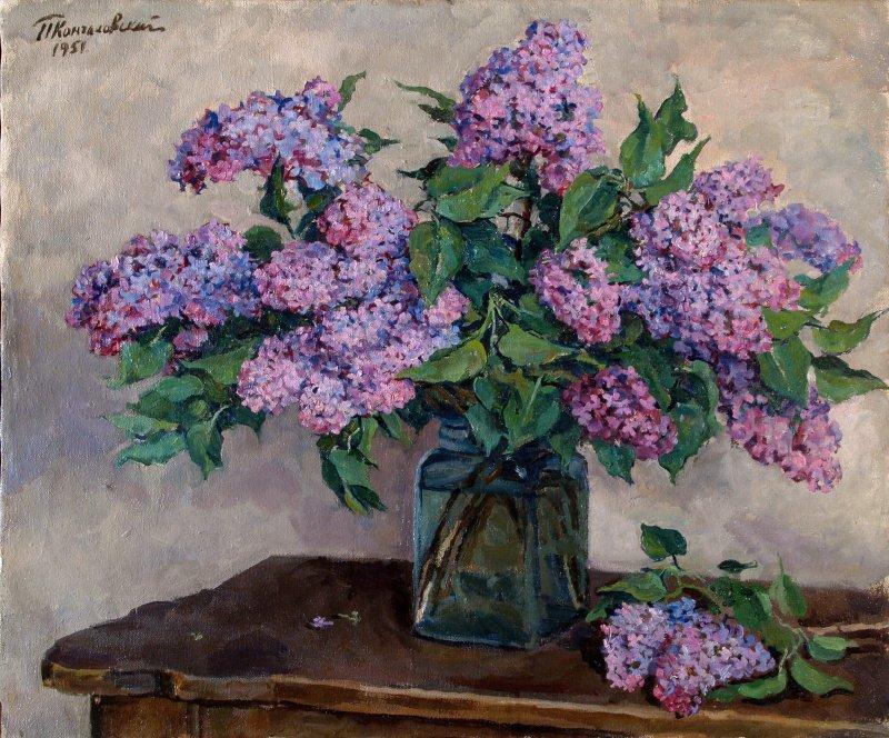 В этот день родился Пётр Петрович Кончаловский (1876—1956) — русский, советский живописец