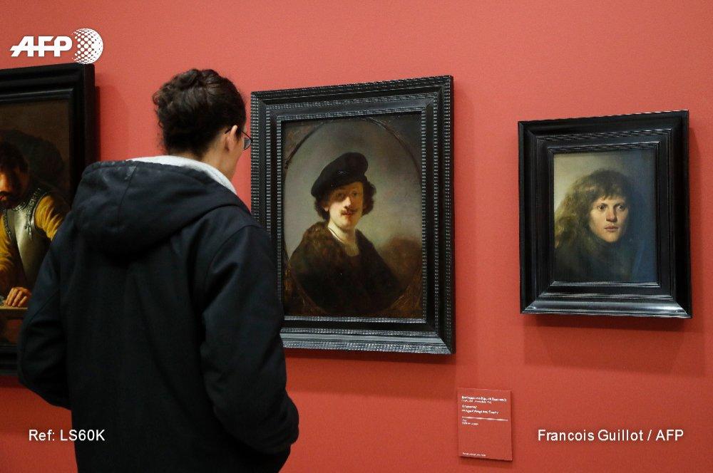 Le milliardaire Thomas Kaplan raconte comment il a constitué sa collection de Rembrandt exposés au Louvre #AFP  http:// u.afp.com/4NWw  &nbsp;  <br>http://pic.twitter.com/CMbFzp4tXZ
