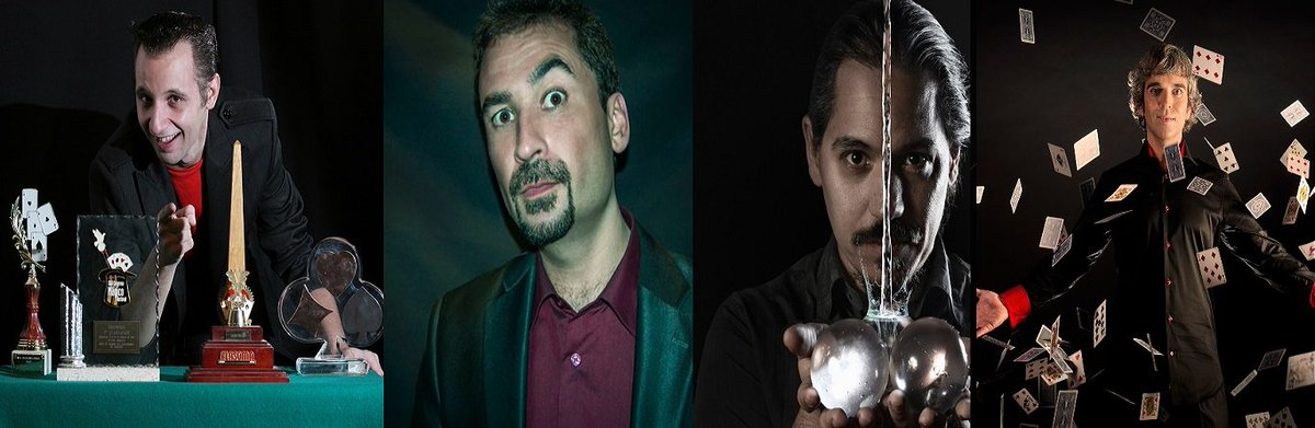 ¿Ya conoces ntrs #magos? @unfurni, @PabloClabo, L. Manuel Salmerón y Miguel Muñoz ¡Fantásticos!  http:// bit.ly/1LWOdK9  &nbsp;     #magia #magiafurni<br>http://pic.twitter.com/ZINpfueidR