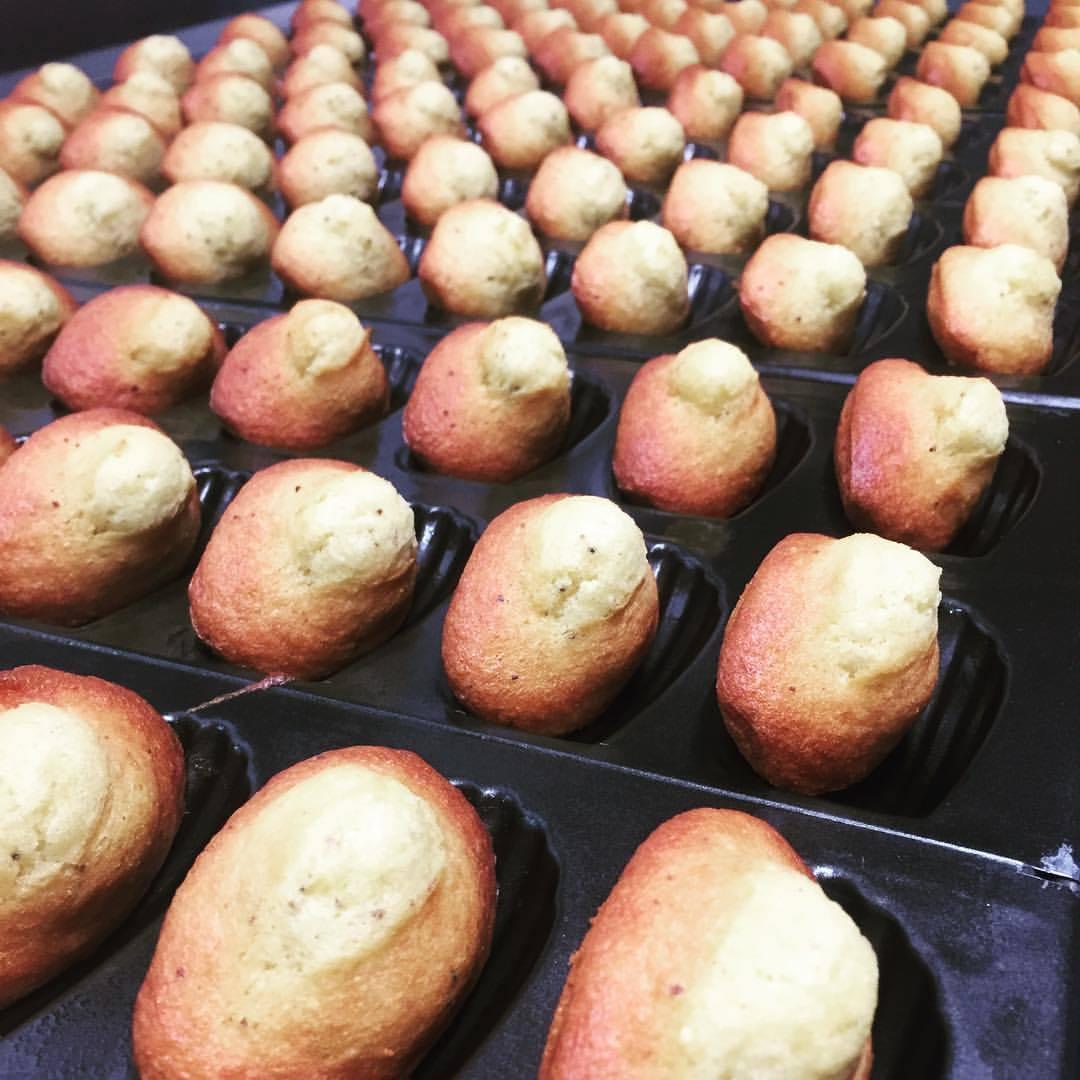 Direction #GaredeLyon chez @YummyGuiltFree pour des madeleines #glutenfree à emporter avec un café     http:// crwd.fr/2lGYkhR  &nbsp;  <br>http://pic.twitter.com/pIDcY4BFZp
