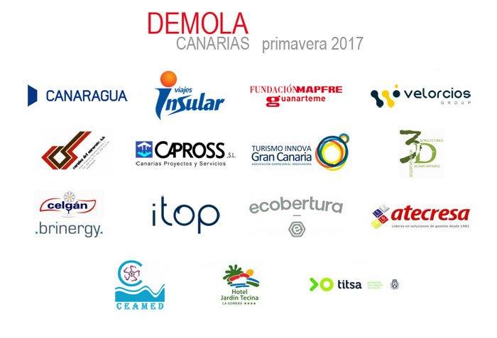 #SEBUSCA universitarios/as con espíritu emprendedor  para resolver16 retos de entidades canarias #DEMOLACanarias  http:// canaryislands.demola.net/apply  &nbsp;  <br>http://pic.twitter.com/EzyyIH1cnj