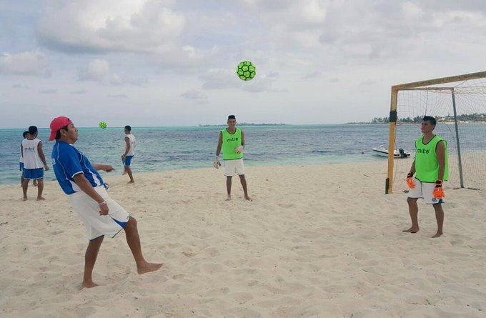 Campeonato de CONCACAF 2017 en Bahamas. C5M0ip1UoAAFwfA