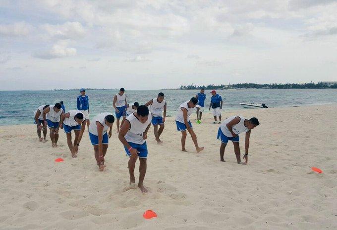 Campeonato de CONCACAF 2017 en Bahamas. C5M0ipyUoAAN76_
