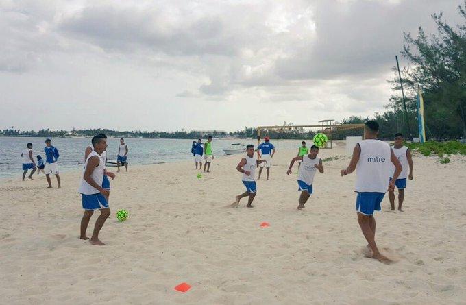 Campeonato de CONCACAF 2017 en Bahamas. C5M0iqPVUAEY8sU