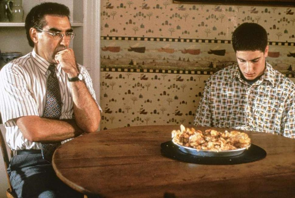 Haven't seen a pie cause this much trouble since...  #piegate https://...