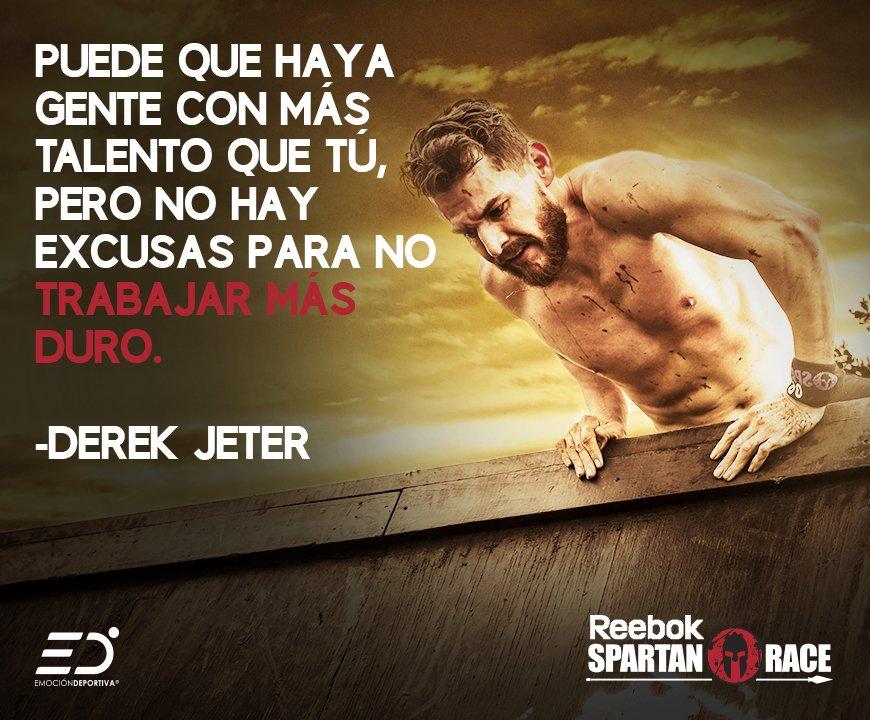 ¡#YaVieneMarzoYYo estoy listo para el primer #SpartanRaceMX!  Un Spart...