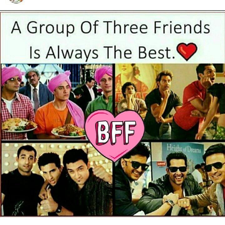Totally agree.....!!  A group of 3 best friends is the best..  #JAS #jassu #ammu #simmu Miss u #mj  #rj Miss u darloz  <br>http://pic.twitter.com/syyPKtLF4s