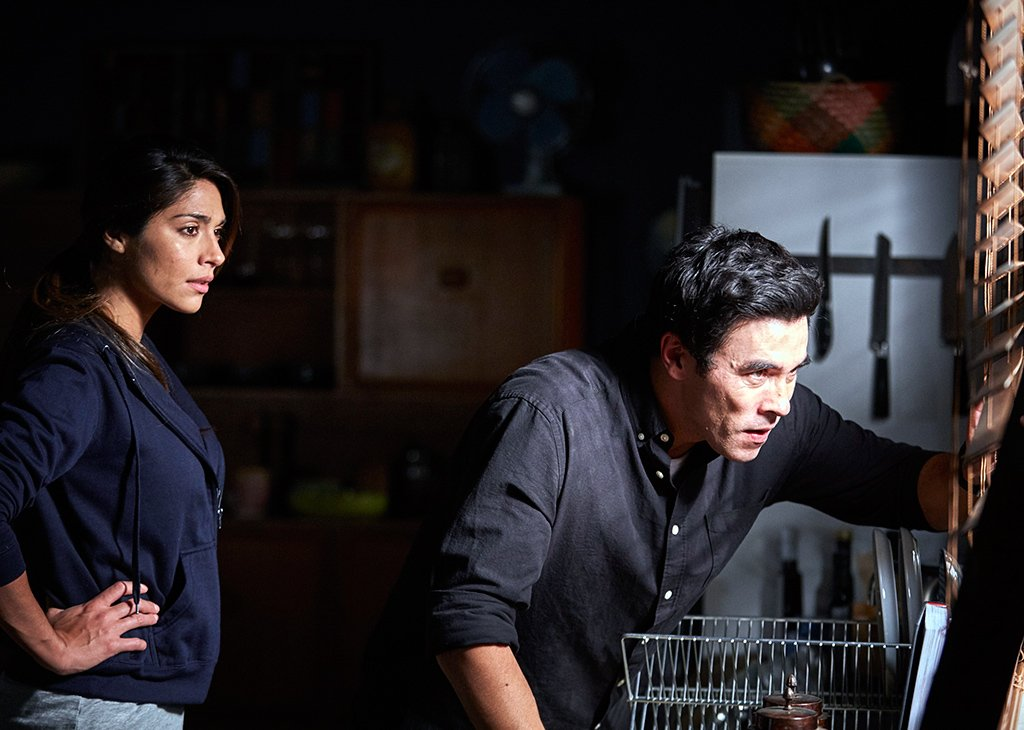 Yikes! Looks like we&#39;re in for another explosive week in Summer Bay, Home and Awayers... #HomeandAway <br>http://pic.twitter.com/JAra9Awcls