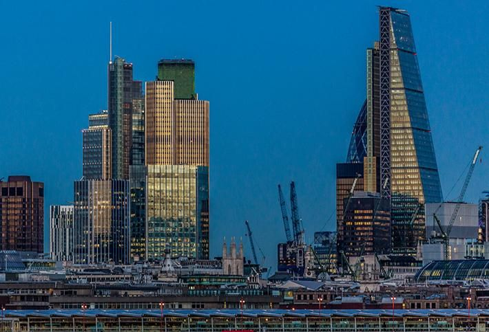 London's Foreign Investment Is Increasing — Except In This One Sector...