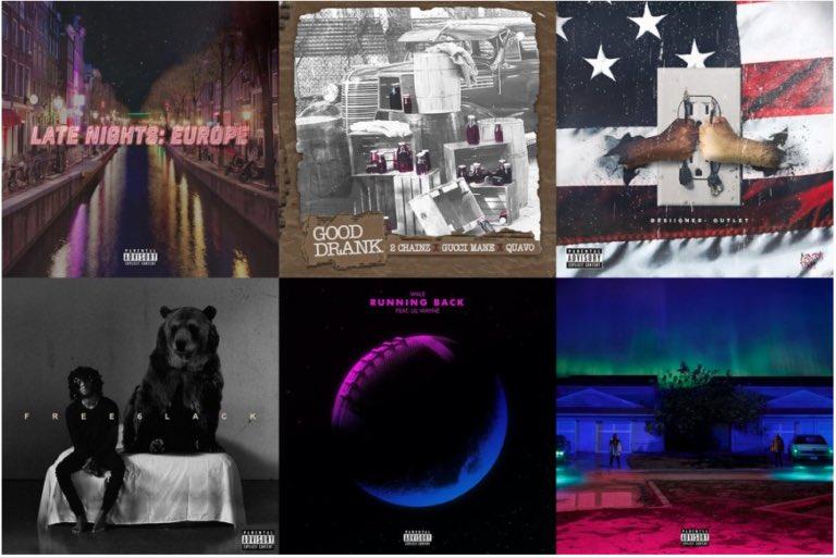 J&#39;ai posté une #Playlist: Cudi, Migos, Weeknd, Beyonce, 6lack, Future, Desiigner, Mila J, Big Sean | Ecoutes ici:  http:// bit.ly/2kNLt9f  &nbsp;  <br>http://pic.twitter.com/fFjGCyFUyw