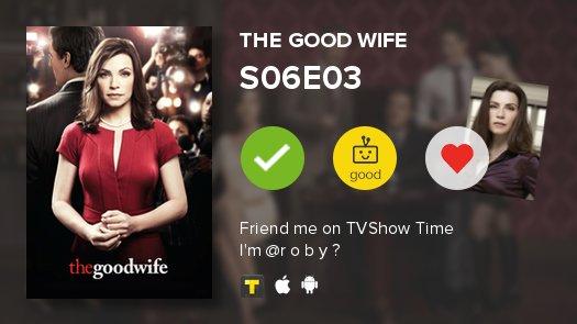 The Good wife S06e03 1080p