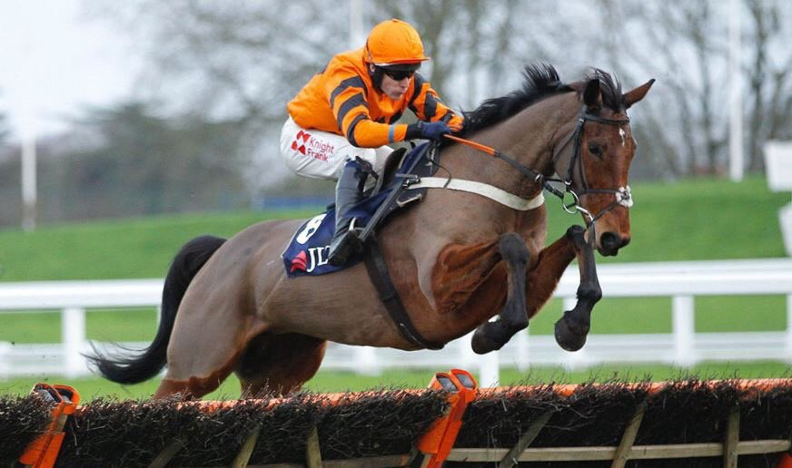 BREAKING: Thistlecrack is OUT of Cheltenham! https://t.co/PykcM17HWi