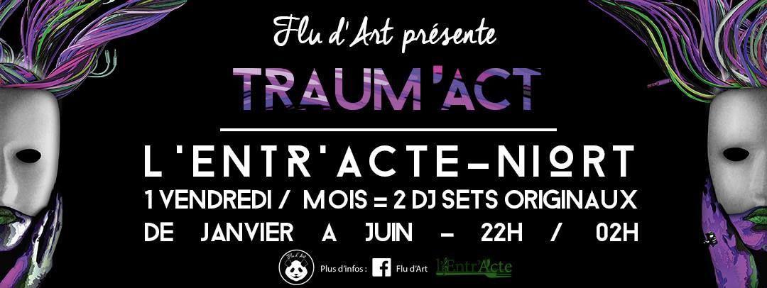 #Electro Prêts pour la Traum&#39;Act 2 ? C&#39;est samedi :  http:// go.hephep.fr/concert-trauma ct-2 &nbsp; … <br>http://pic.twitter.com/8YSOzfZE1P