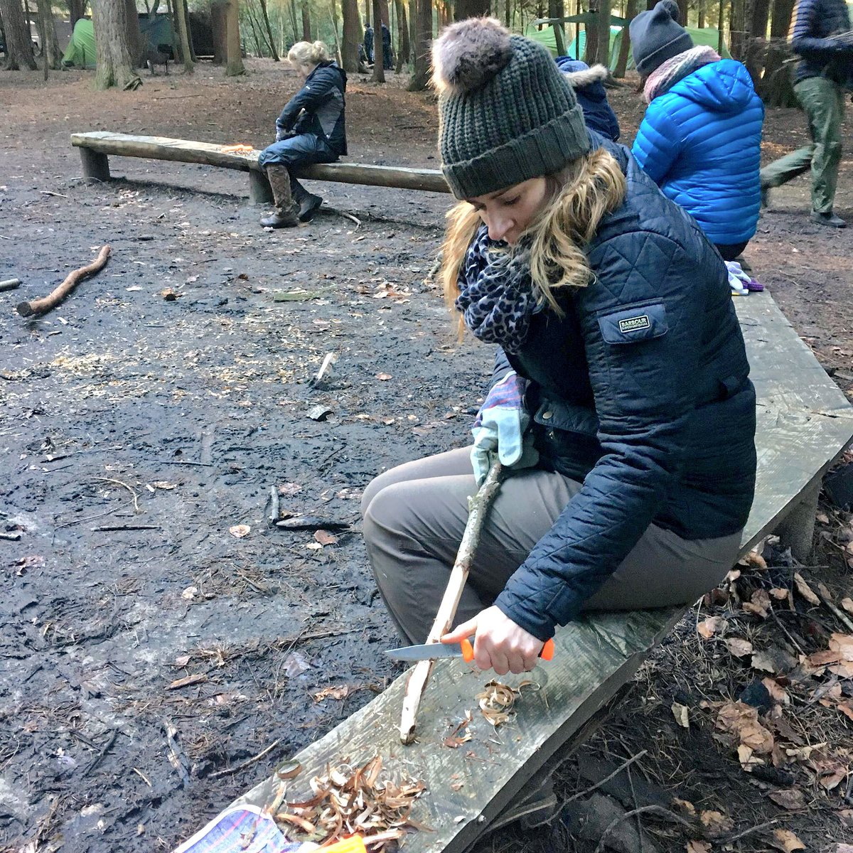 Life-changing training. Start your Forest School leader training with the best trainers in the world - #ForestSchool #OutdoorLearning<br>http://pic.twitter.com/QoETwYKyOC