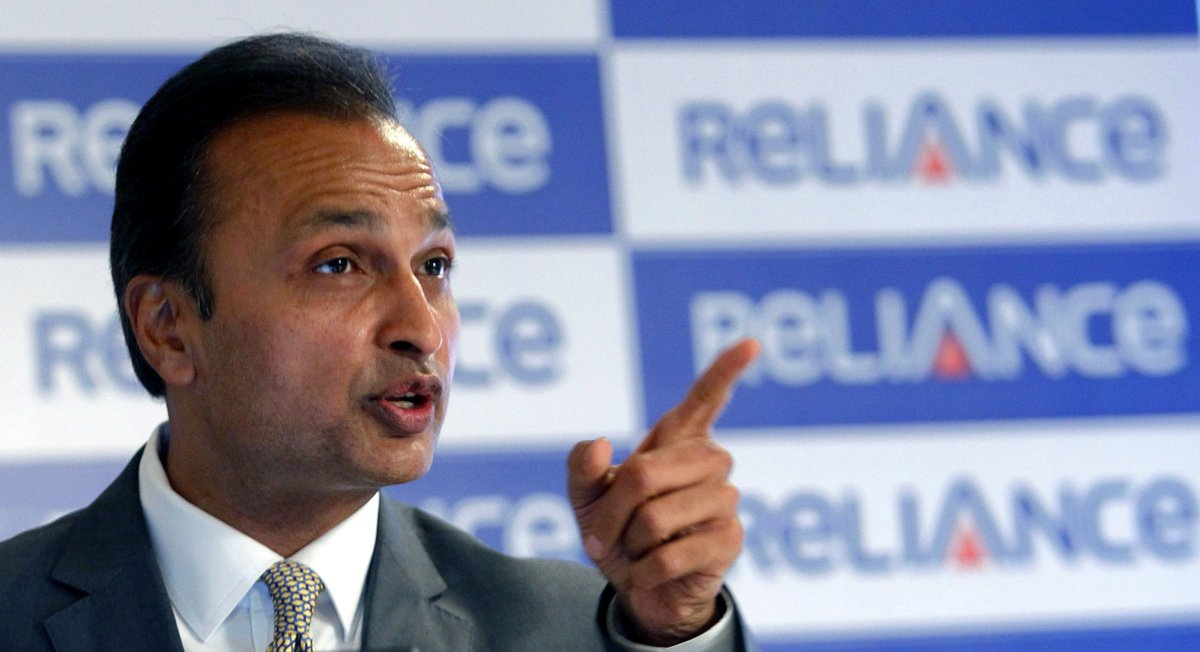 Anil Ambani discusses defence investments with UAE's PM https://t.co/0...