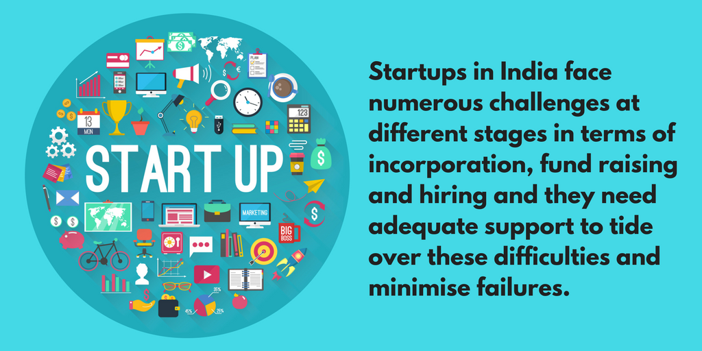 Indian #startups need govt support to minimise failures: Report https:...