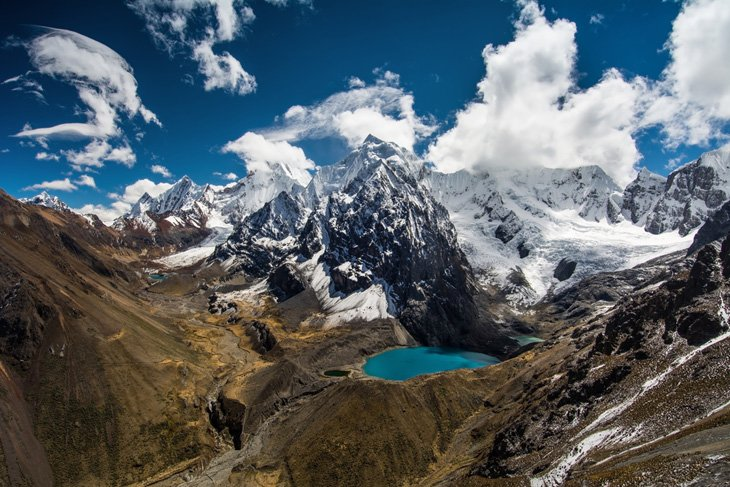 Top 5 Stunning Places To Go Hiking in Peru - https://t.co/AasBpxI4MG  #peru #hiking #nature #travel #mountains https://t.co/fs4s2KkZIe