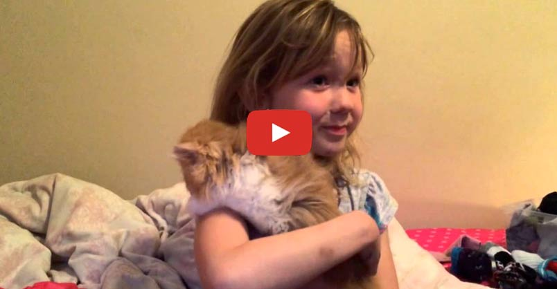 Cutest Birthday Present EVER! CLICK to see [video] >