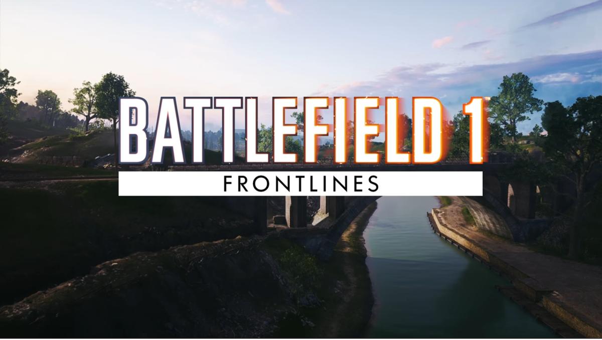 جديد Frontlines