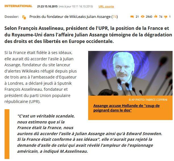 @misterjul94 @Numerama L&#39;asile politique aussi prévu par @UPR_Asselineau  Le recevrez-vous ? ou l&#39;avez-vous déjà reçu ? #Snowden #Assange <br>http://pic.twitter.com/9ISHp4S3XO