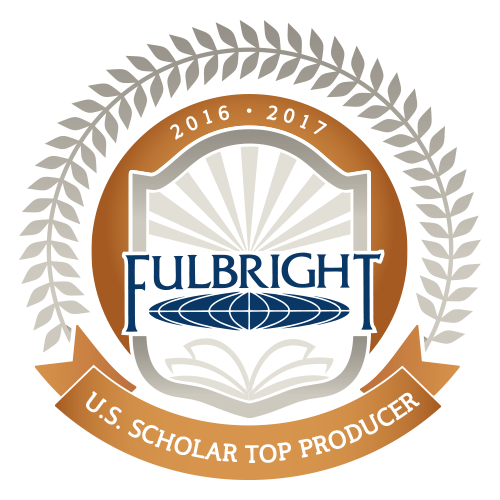 Thumbnail for 2016-2017 Fulbright Top Producing Institutions