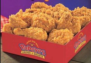 Burger King and Tim Hortons owner to buy Popeyes for $1.8 Billion. htt...