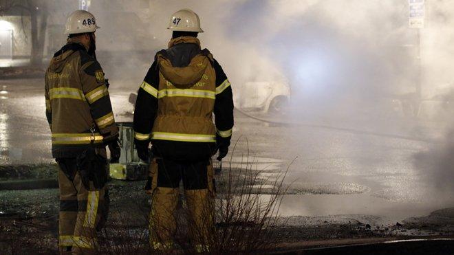 RIOTS IN SWEDEN: Cars ablaze, rocks thrown after arrest in migrant area https://t.co/SETU0JdHzI