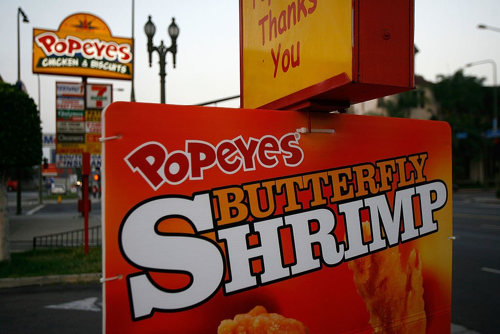 Burger King owner will buy Popeyes Chicken for $1.8 billion https://t....