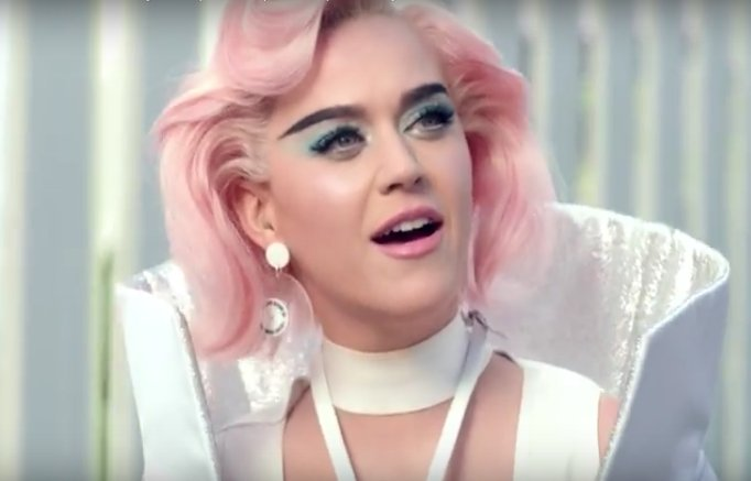 Watch! @KatyPerry has finally unveiled the #CTTRVideo! It's Trippy!...