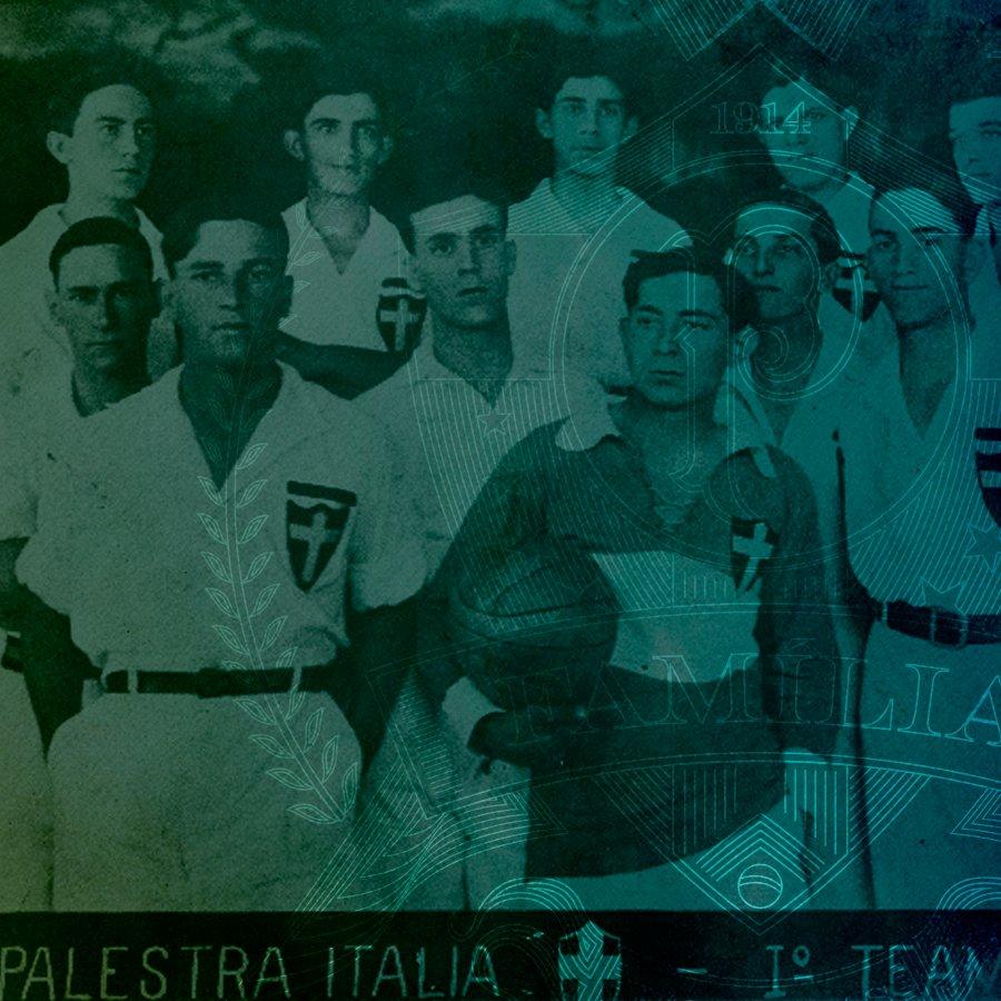 Nosso DNA é verde, branco e italiano! #DiaDoImigranteItaliano