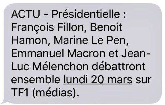 Nous sommes heureux d&#39;apprendre que @TF1 se fout des citoyens - AUCUN CANDIDAT CITOYEN INVITÉ AU DÉBAT #revoltonsnous #Presidentielle2017 <br>http://pic.twitter.com/GHW0Na8rvR