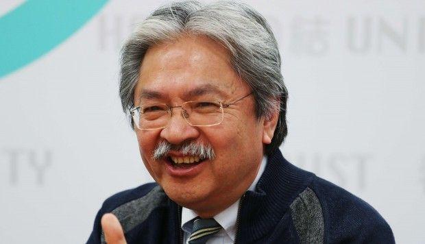 Nominations from teachers' union push John Tsang closer to joining Hong Kong chief executive election