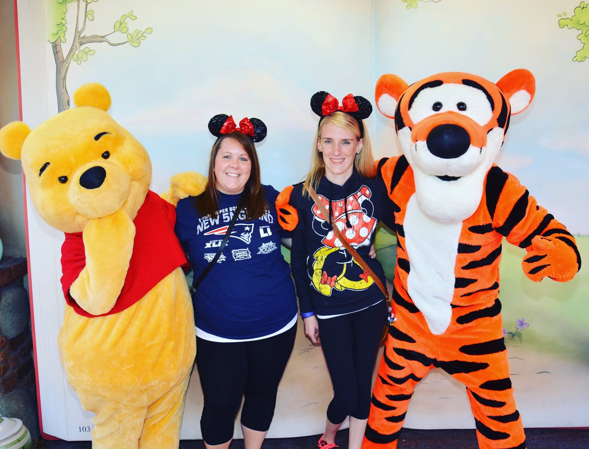 Can I please go back now? #vacation2017 #WaltDisneyWorld #tigger #pooh #ariel #cinderellascastle #buzzlightyear <br>http://pic.twitter.com/4zehIqsb1M