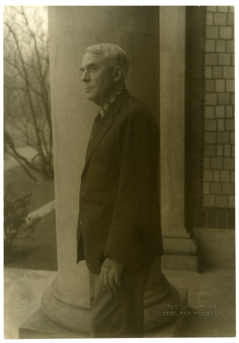 Barnes Foundation On Twitter Revived From The Barnes Archives It S Throwbackthursday What Could Dr Albert Be Thinking Albert C Barnes C 1935 Tbt Photography Https T Co Rpxasvjbmg