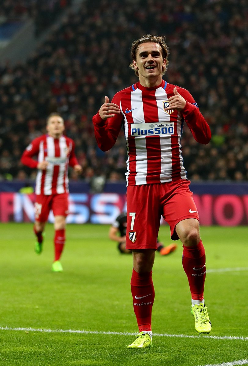 7 - All seven of Kevin Gameiro's assists for Atletico have been for An...