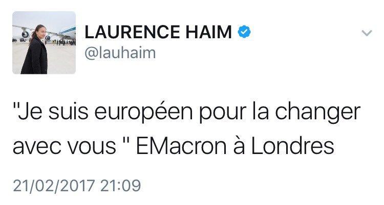 #LôPôCompris C&#39;est de pire en pire la syntaxe de #Haim #Macron #BrigitteAuSecour<br>http://pic.twitter.com/ApLBXlkfvi