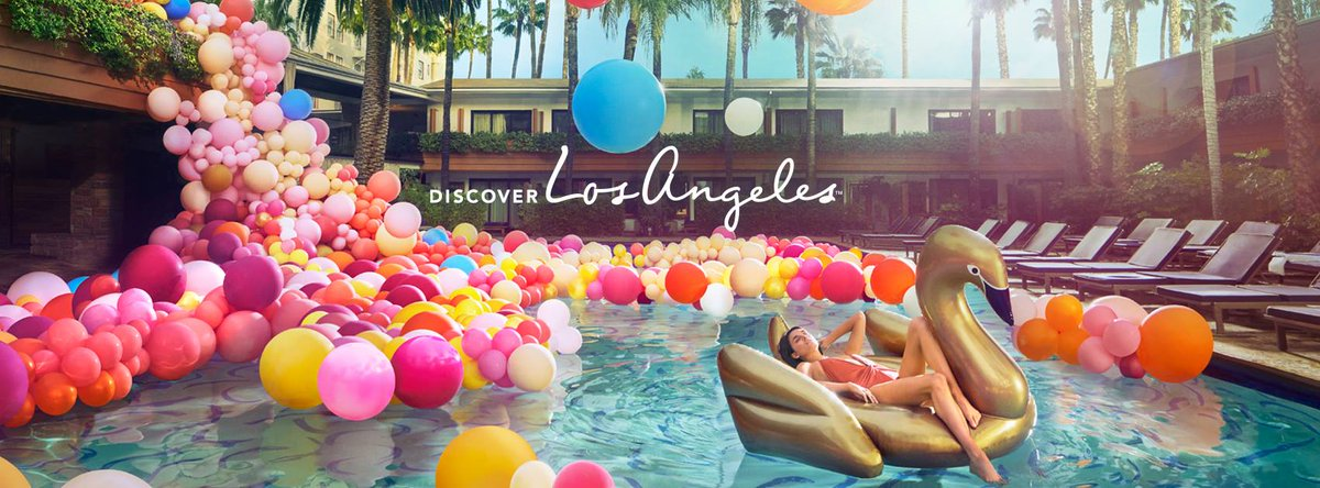 ".@discoverLA marketing plan gets emotional in touting the city's lifestyle and ""feeling"" to draw visitors https://t.co/DyEXU9NTHg"