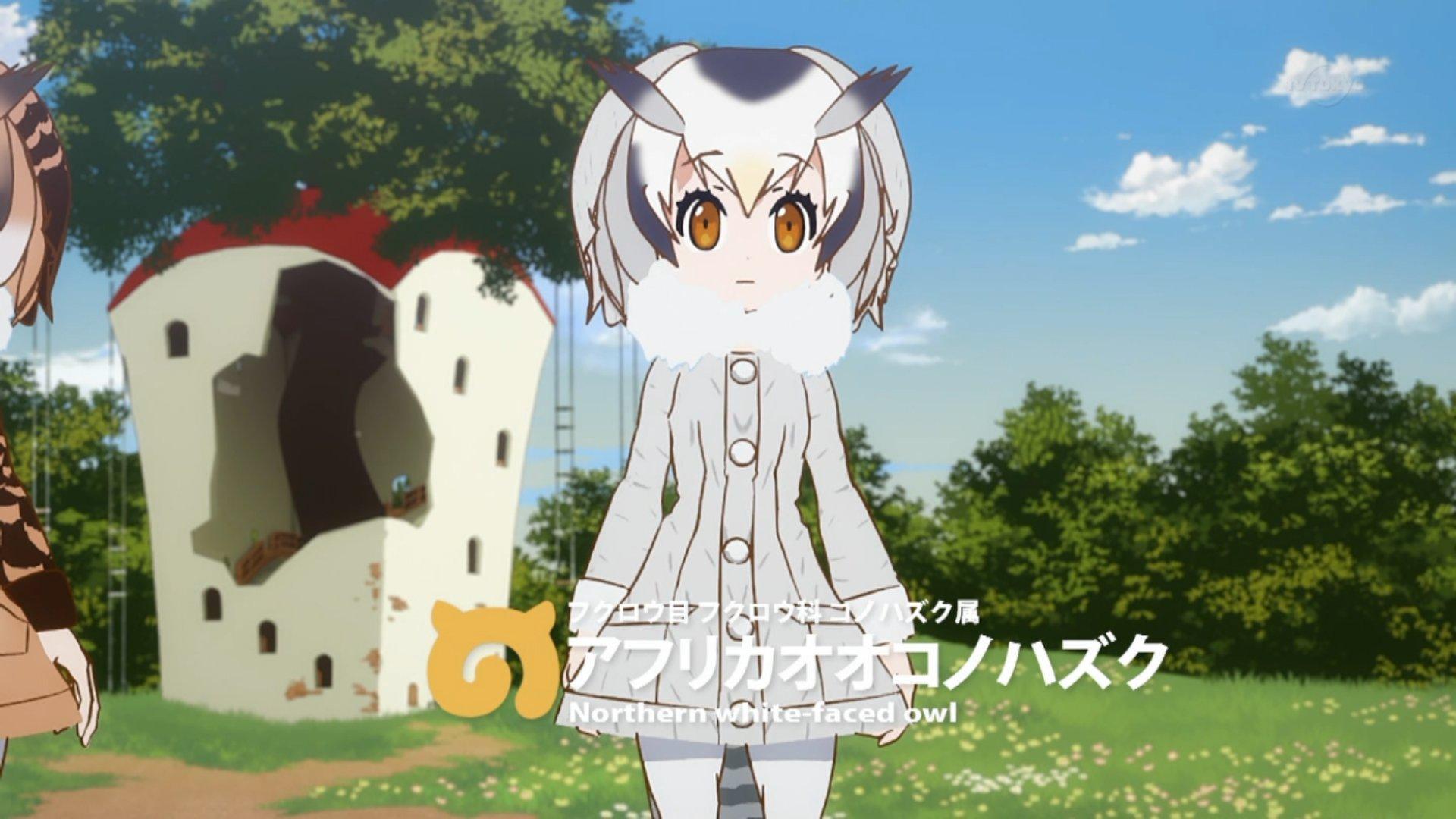 ドーモ、ハカセです #けもフレ #kemo_anime #tvtokyo https://t.co/5D2IpSIWZd