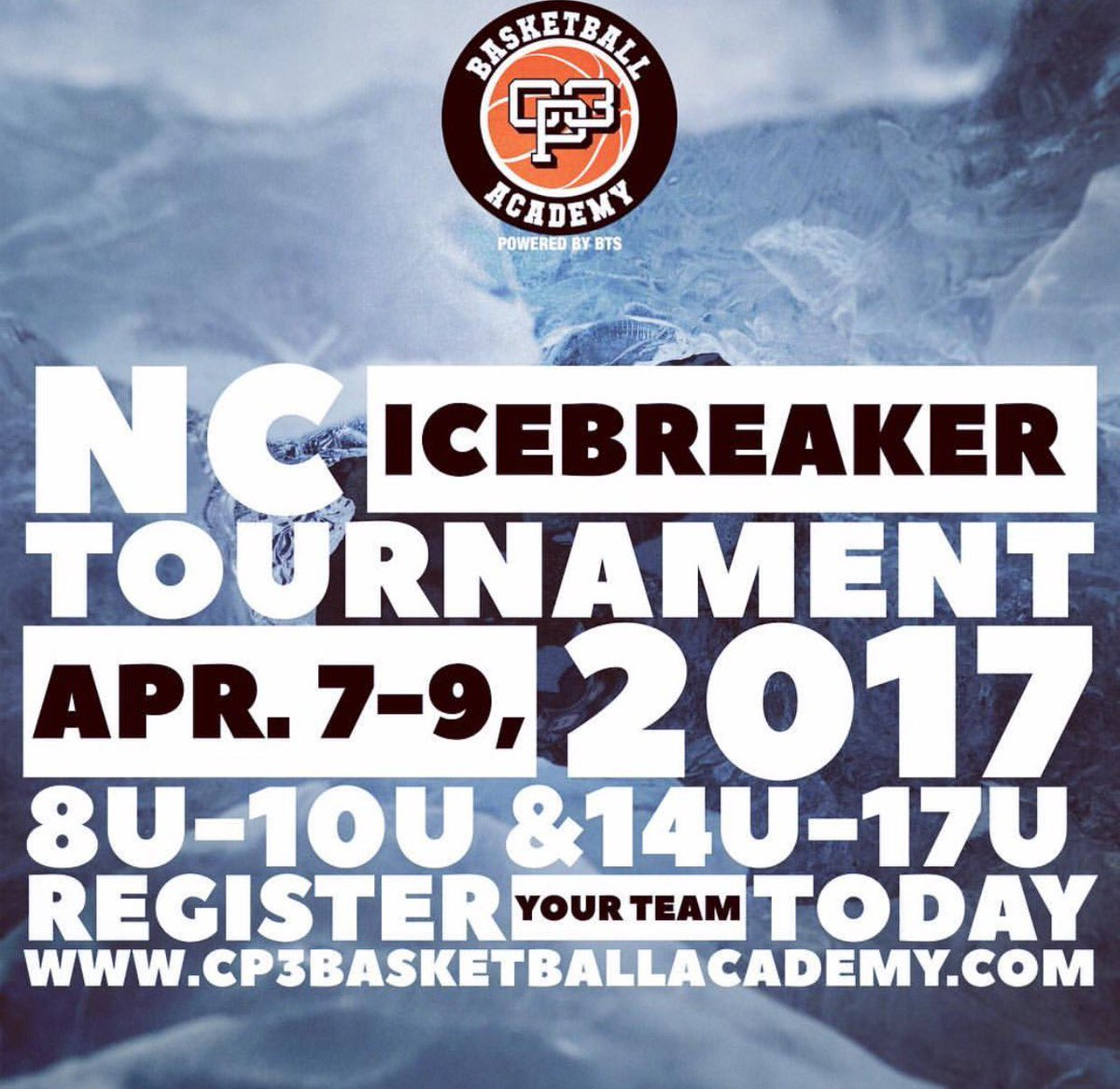 North Carolina! Head over to   to register your team for the Ice Breaker Tournament!!