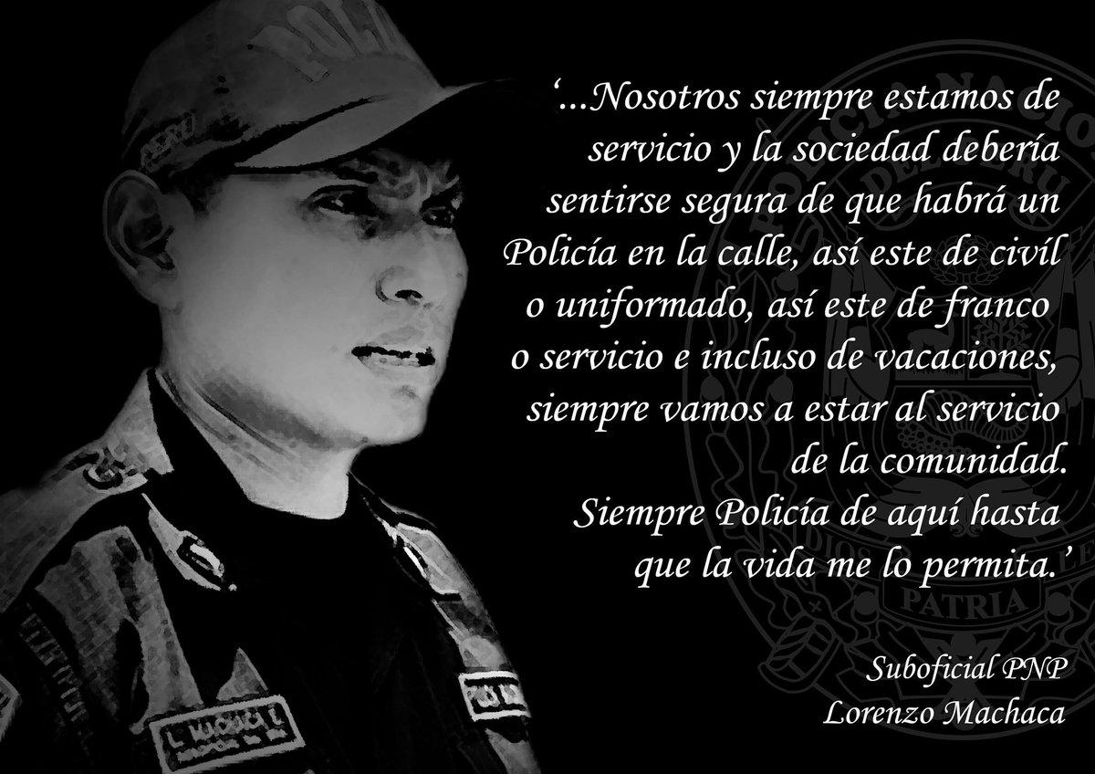 Policía Peruana On Twitter La Satisfacción Del Deber Cumplido