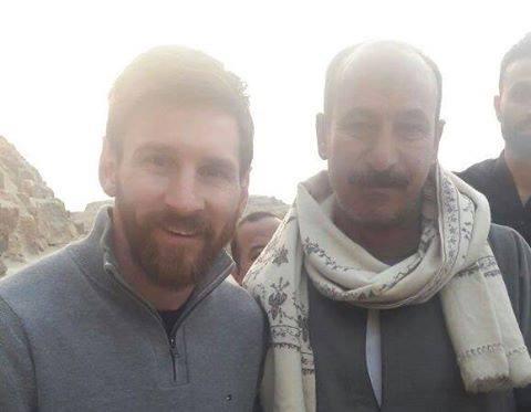 انت دخلت التاريخ 😀 #Egypt_Welcomes_Messi https://t.co/XcjrpUf3jl