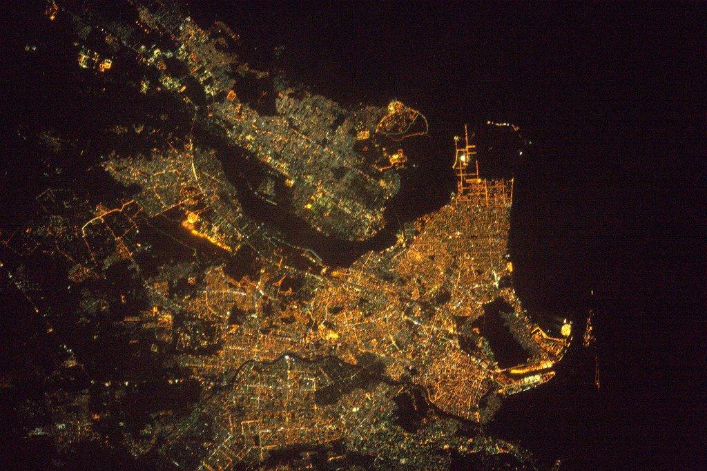 Karachi, port dynamique sur les bords de la mer d&#39;Arabie #Pakistan    https:// flic.kr/p/S6JY5n  &nbsp;  <br>http://pic.twitter.com/9s3PSRQ44k