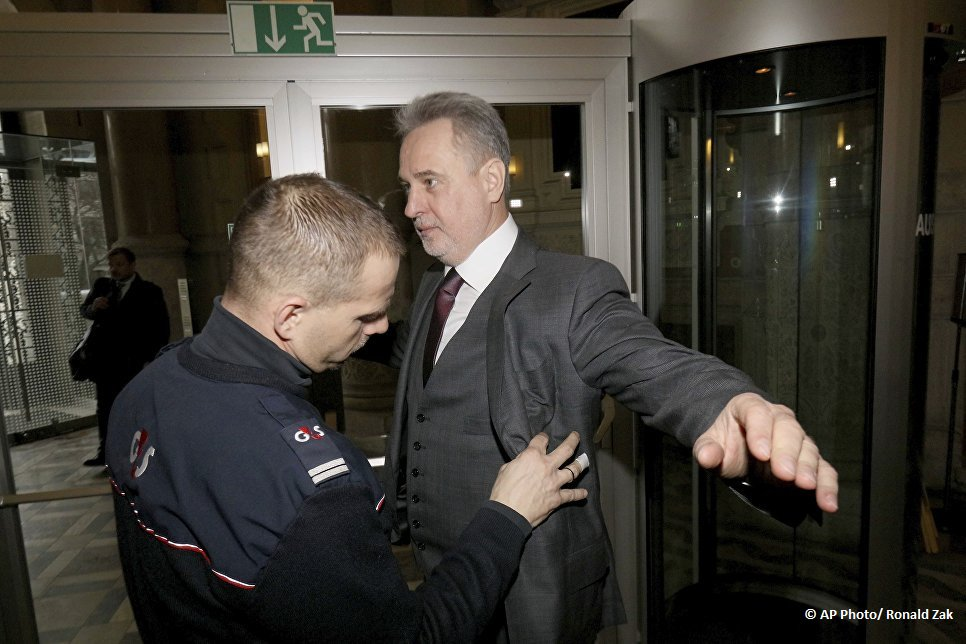 Суд вернул Антикоррупционной прокуратуре ходатайство о заочном расследовании в отношении судьи Чауса - Цензор.НЕТ 189